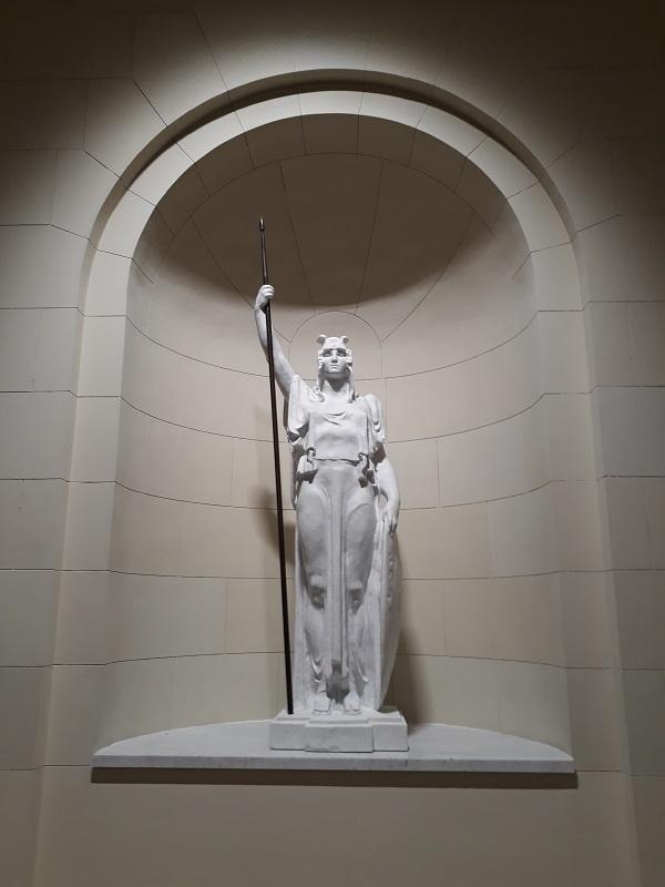 La Estatua de la República, una dama llamada Cuba