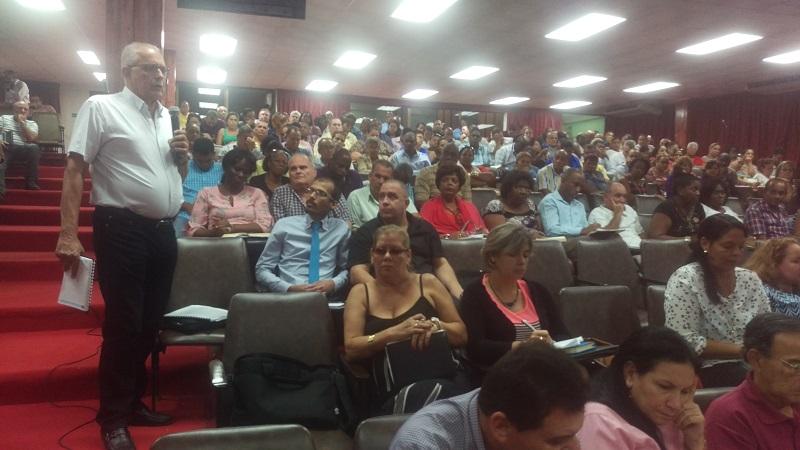 Concluyó Esteban Lazo, presidente de la ANPP, visita por La Habana