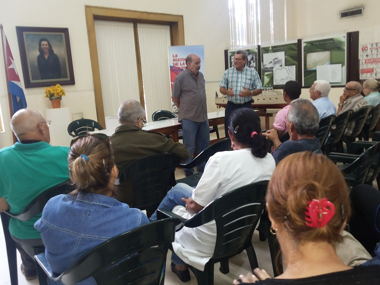 Evocan epopeya internacionalista cubana en Angola