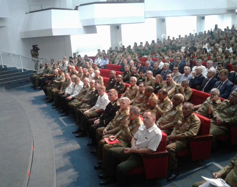 Recuerdan en Cuba centenario del Ejército Rojo