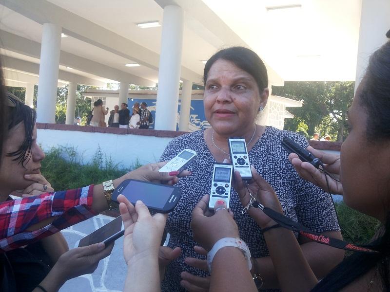 Felicita Primera Secretaria del Partido en La Habana a  los capitalinos