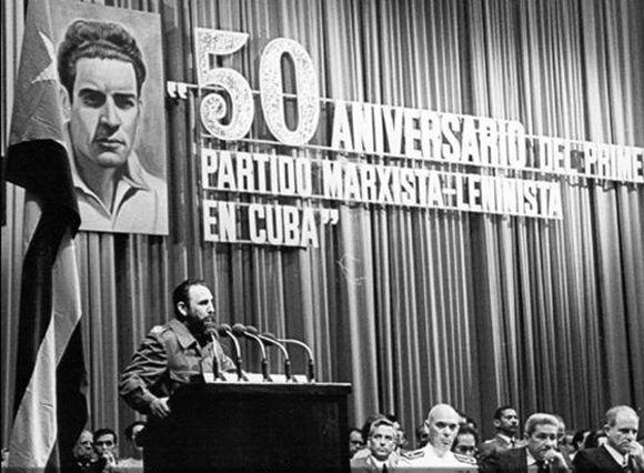 Nuestro Partido Comunista de Cuba