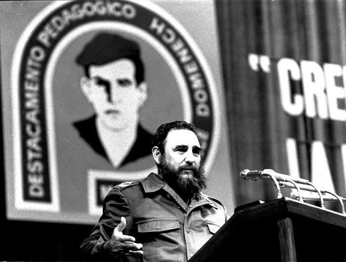 Fidel Castro: Lo más peligroso es la falta de información (+Audio)