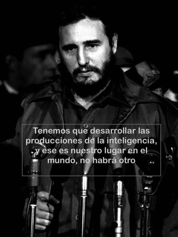 Fidel Castro: La Revolución tiene que defenderse (+Audio)