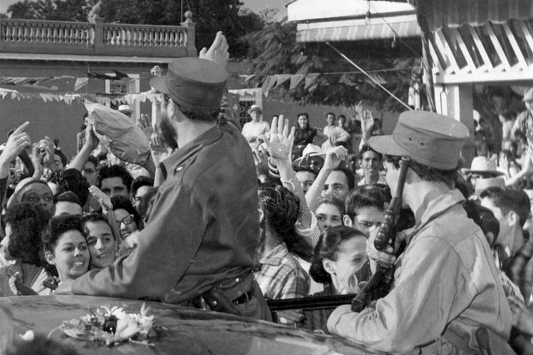 Llegó Fidel a Pinar del Río (+Fotos)