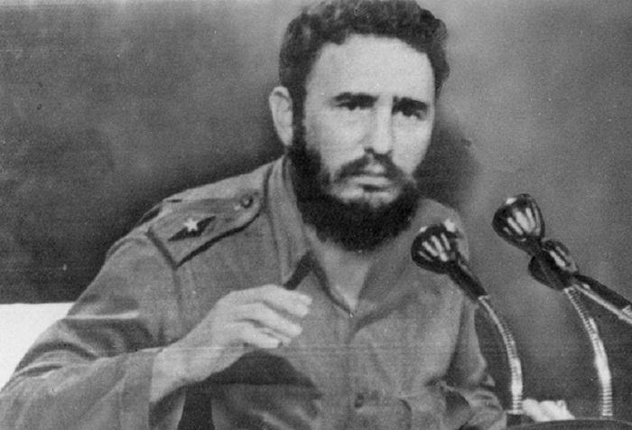 Fidel Castro: Trabajo desde la clandestinidad (+Audio)