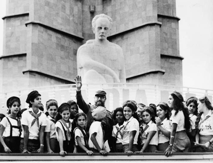 Fidel Castro: La voluntad de lucha de los jóvenes (+Audio)
