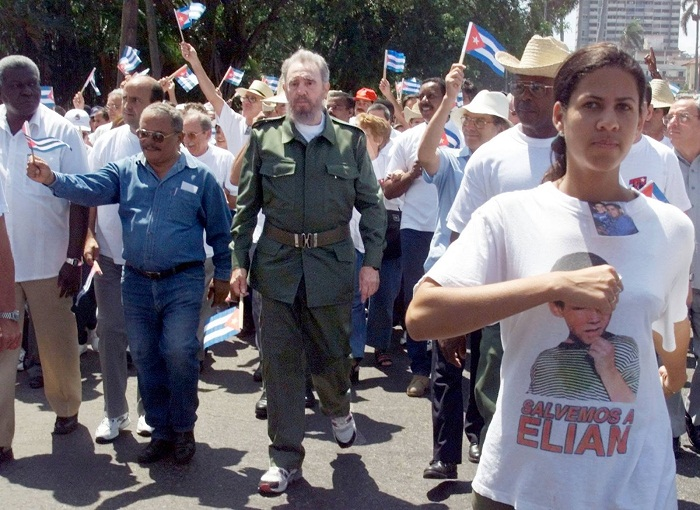 Fidel Castro: El sacrificio de muchas generaciones (+Audio)