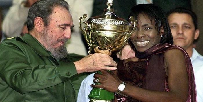 Fidel Castro: En gran movimiento deportivo de la Revolución (+Audio)