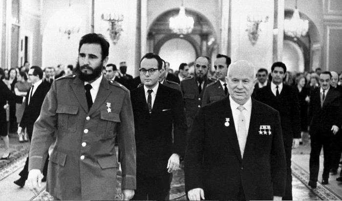 Fidel Castro: Los nervios de este pueblo heroico (+Audio)
