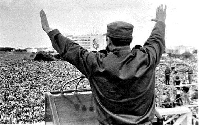 Fidel Castro: Toda la gloria del mundo (+Audio)