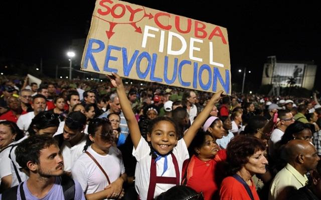Fidel Castro: ¡El futuro es del pueblo! (+Audio)