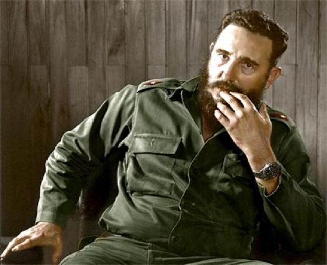 Fidel Castro: Trabajo con dedicación y esfuerzo (+Audio)