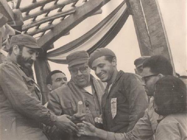 Fidel Castro: ¡El espíritu de nuestra Revolución! (+Audio)