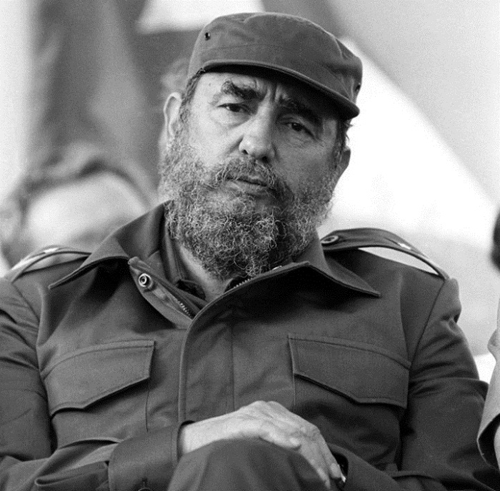 Fidel Castro: Una existencia con seguridad y justicia (+Audio)