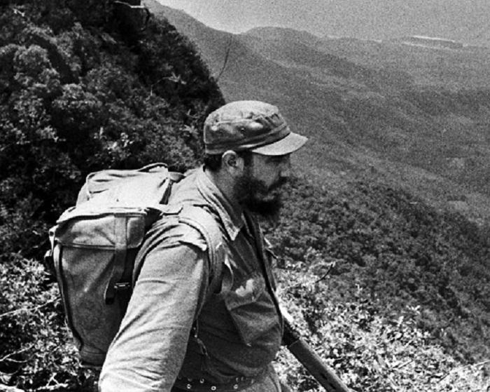 Fidel: motivado por un ideal