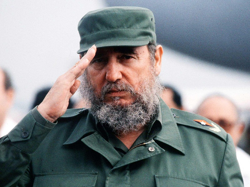 The Unstoppable Fidel in Terms of Inspiration