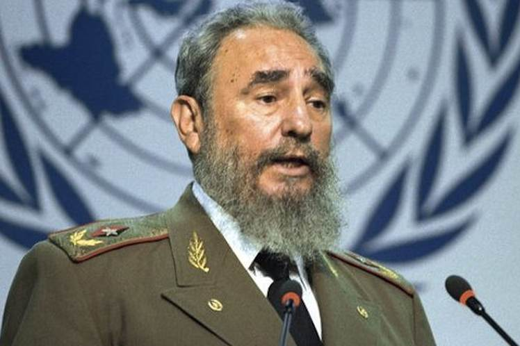 Fidel y la ONU: La presencia de un gigante de las ideas