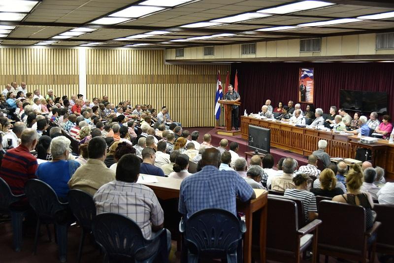 Concluyó visita gubernamental a Pinar del Río