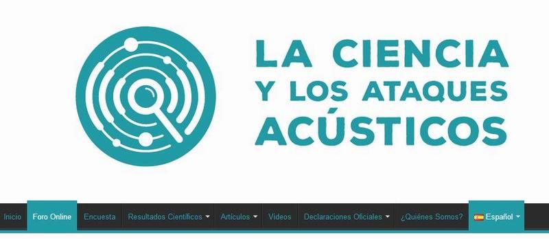 Foro on line sobre supuestos ataques acústicos ocurridos en La Habana