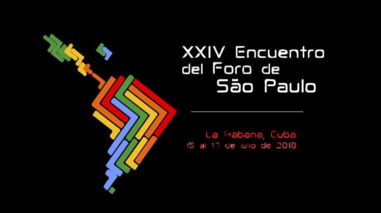 En La Habana, Foro de Sao Paulo para crear conciencia (+Audio y video)