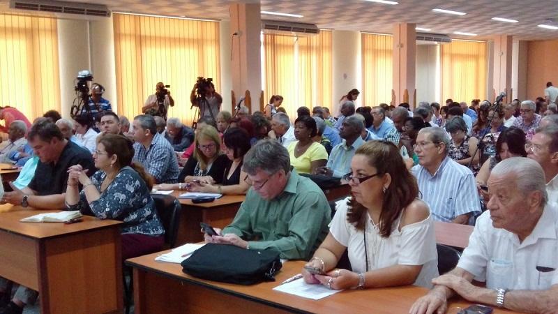 La Sociedad Civil Cubana defiende la voz de nuestros pueblos