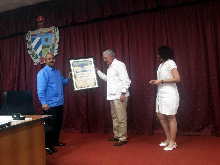 Realizan movimiento de dirigentes en el Gobierno de La Habana