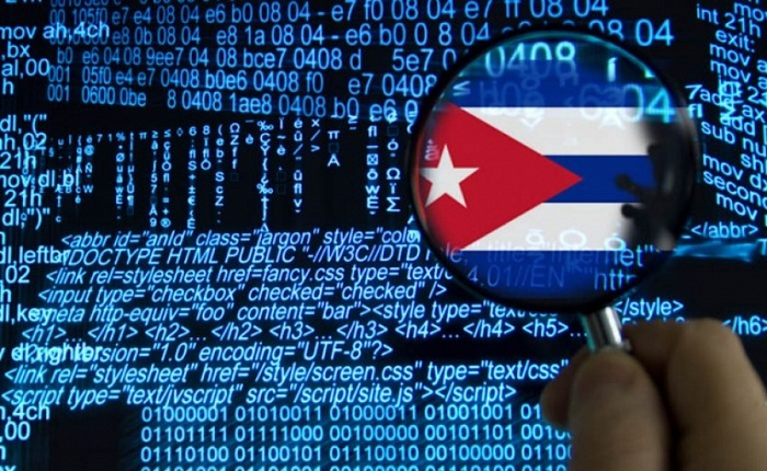 Mediante la llamada Fuerza de Tarea para Internet Estados Unidos examina y financia proyectos para la subversión política