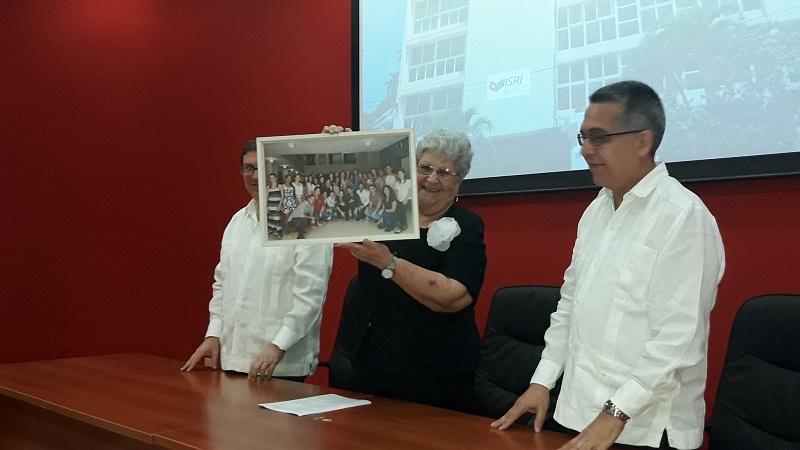 35 Future Cuban Diplomats Graduated from ISRI