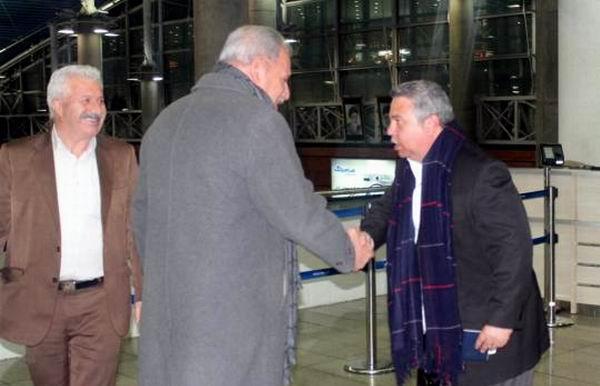 Ulises Guilarte de Nacimiento, Secretario General de la Central de Trabajadores de Cuba, se encuentra de visita en Irán para asistir al II Consejo Presidencial de la Federación Sindical Mundial