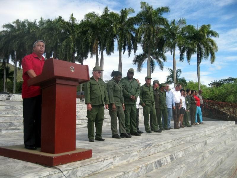 Recuerdan en Santiago de Cuba, los 60 años del Congreso Obrero en armas