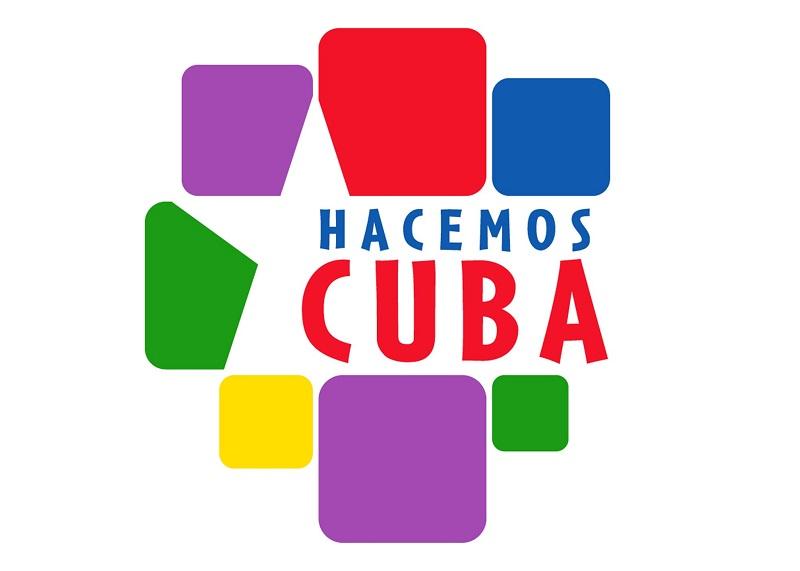 Jóvenes cubanos en respaldo a la sociedad civil cubana