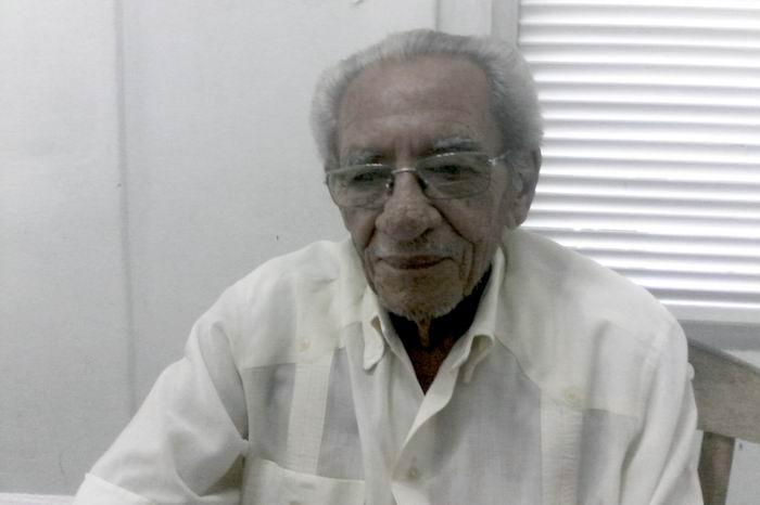 Héctor Ramón Viltre perteneció al batallón 111 de las Milicias Nacionales Revolucionarias. Foto: Teresa Valenzuela