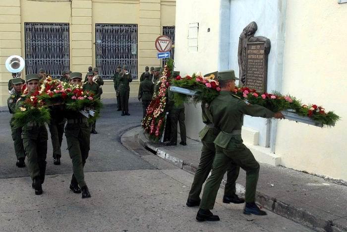 Recordarán alzamiento armado de Santiago de Cuba. Foto: Miguel Rubiera
