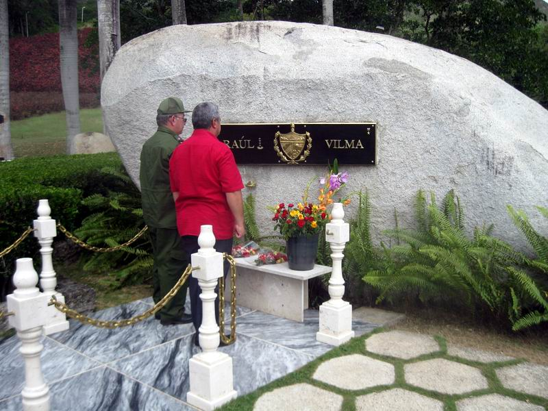 Homenaje a Vilma