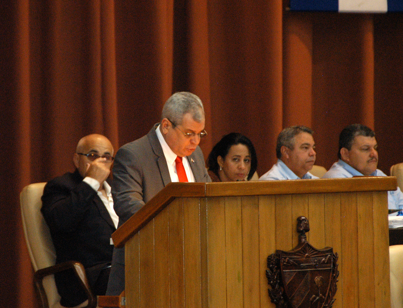 New Cuban Parliament will take office on April 19, 2018