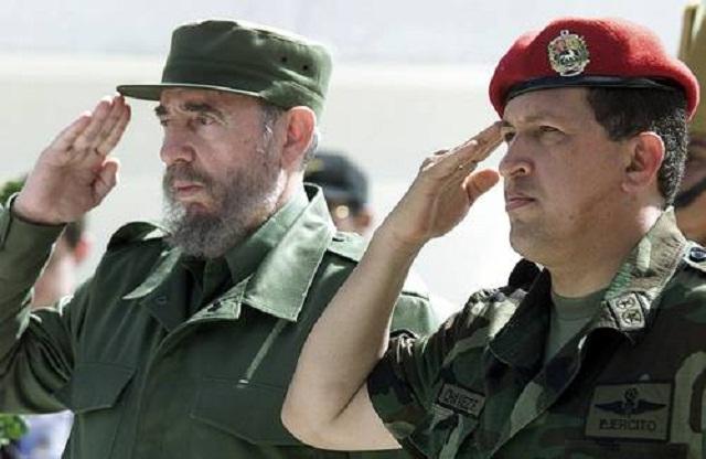 Fidel Castro: ¡Las ideas de Bolívar y Martí vencerán! (+Audio)