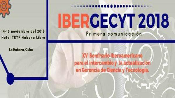 Informatización de la sociedad cubana a debate en IBERGECYT