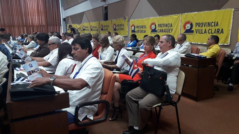 Culminó II Conferencia del Sindicato de la Hotelería y el Turismo