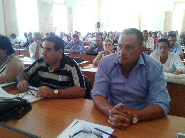 Impactan valoraciones de Asamblea del Poder Popular en Cienfuegos