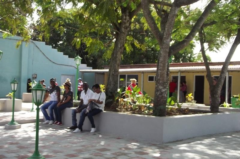 Florida en 26 entrega obras al pueblo