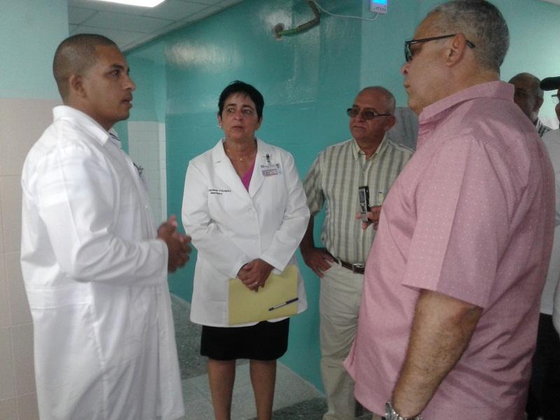Inauguradas obras sociales en La Habana