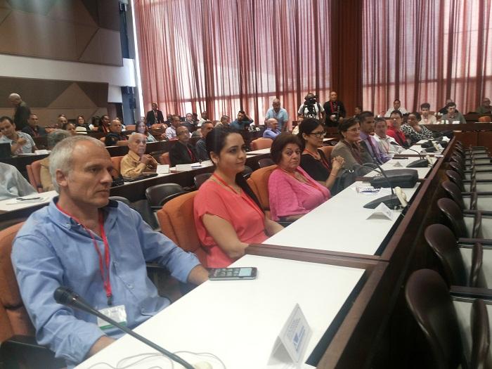 Destacan visión de Fidel en el sector informático cubano