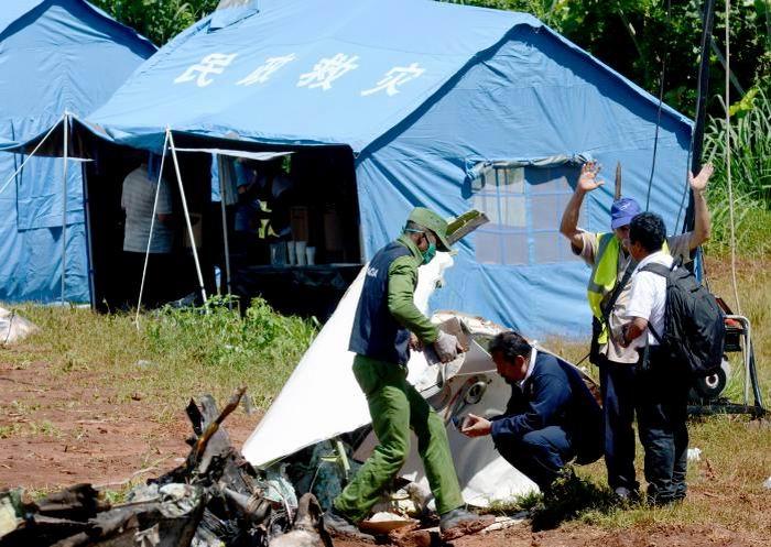 Cajas negras de avión accidentado en Cuba se analizan en EE.UU.