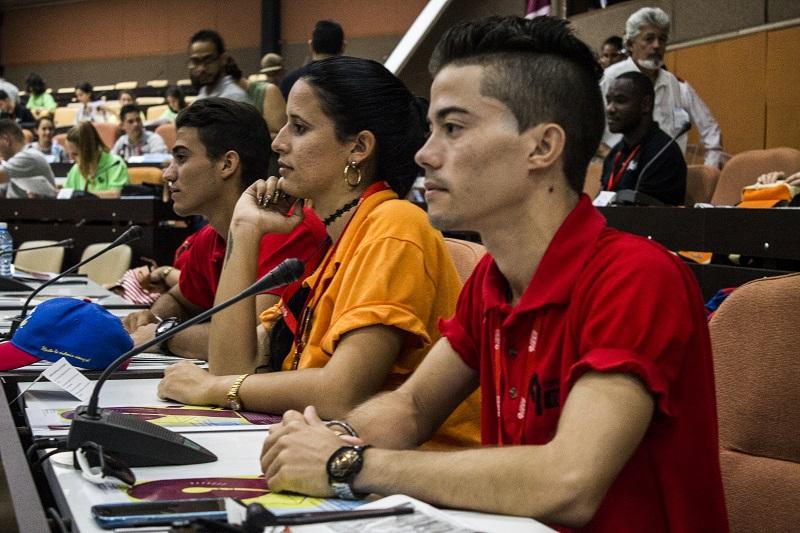 La FEU de Cuba por un mejor funcionamiento orgánico