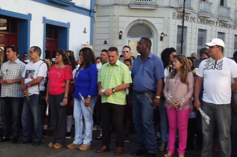 Agramonte en la memoria del Camagüey