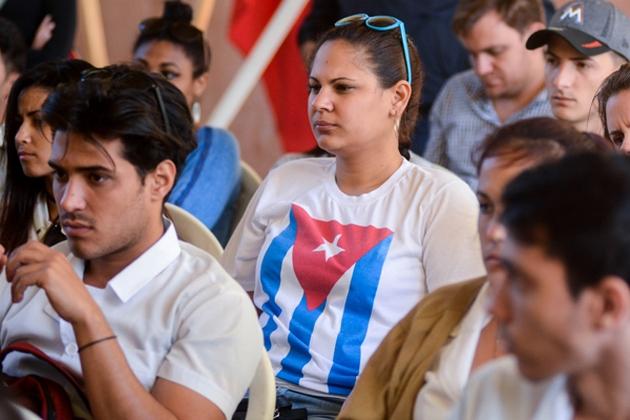 Los cubanos también estarán en el Foro de las Juventudes