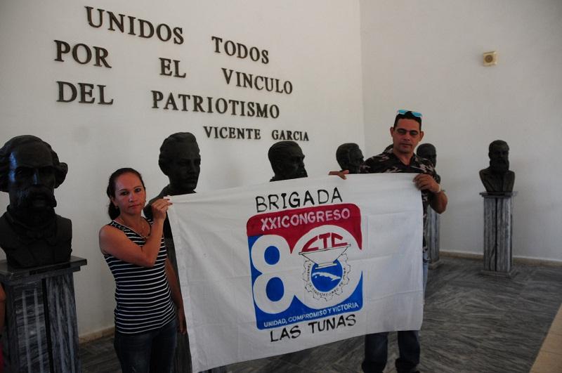 Inician los tuneros debate sobre la misión del movimiento sindical cubano