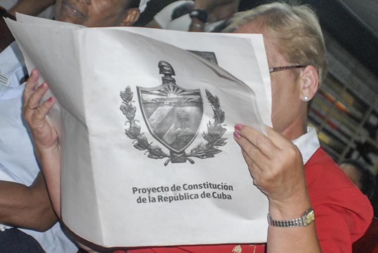 Reforma Constitucional: una consulta para toda Cuba (+Audio)