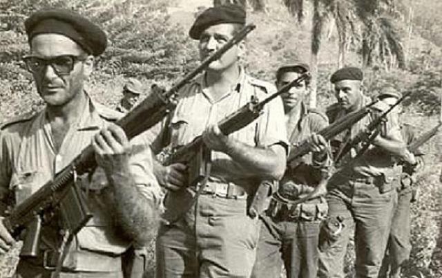 Cuba en 1962: La lucha antibandidos (+Audio)